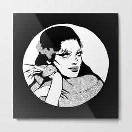 Valentina 5 Metal Print