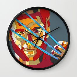 James Howlett Wall Clock
