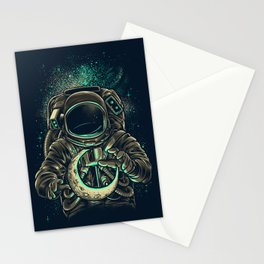 Moon Keeper Stationery Cards