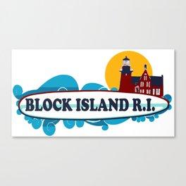 Block Island - Rhode Island. Canvas Print
