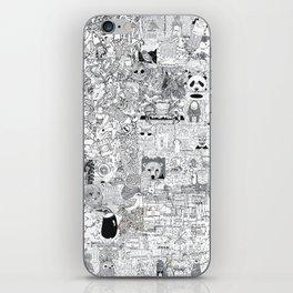 mashup iPhone Skin
