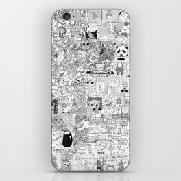 mashup iPhone Skin
