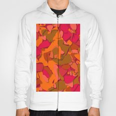 red camouflage Hoody