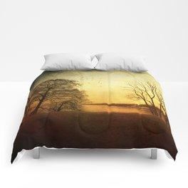 Autumn fever Comforters