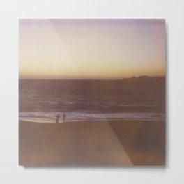Baker Beach, San Francisco 2 Metal Print