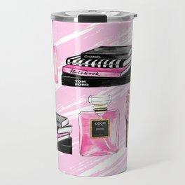 Perfume & Shoes Travel Mug