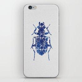 Blue Beetle II iPhone Skin