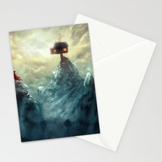Haven of peace and balance Stationery Cards