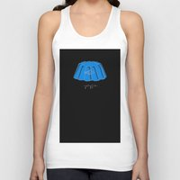 jellyfish Tank Tops featuring Jellyfish by Abel Fdez
