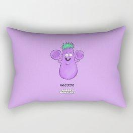 Awbergeenie Rectangular Pillow