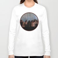 zombies Long Sleeve T-shirts featuring ZOMBIES V by Zombie Rust