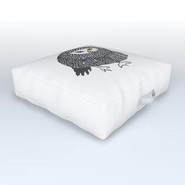 Owl Always Love You Outdoor Floor Cushion