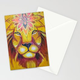 Madala Lion Stationery Cards