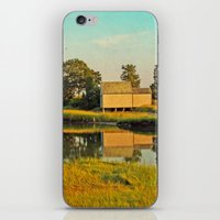 cape cod iPhone & iPod Skins featuring Cape Cod Eastham Eventide by Brooke T Ryan Photography