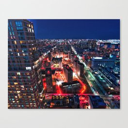 Upper East Side Canvas Print
