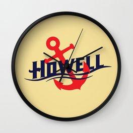 Howell Park Wall Clock