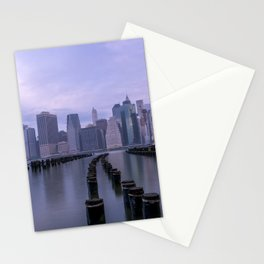 Beauty of an early morning Stationery Cards