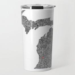 Grand Rapids Travel Mug