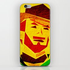 Clint iPhone & iPod Skin