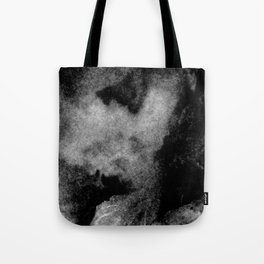 Textures (Black and White version) Tote Bag