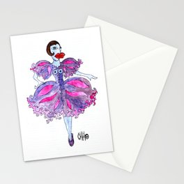 Miss Anesthetic Stationery Cards