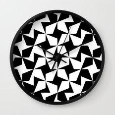 Tessellate No. 1 Wall Clock