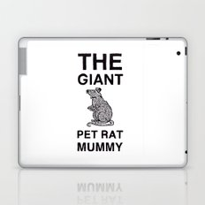 The Giant Pet Rat Mummy Laptop & iPad Skin