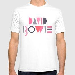 Memphis Bowie T-shirt