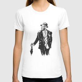 DAPPER SKELETONS - October 03rd, 2015 T-shirt