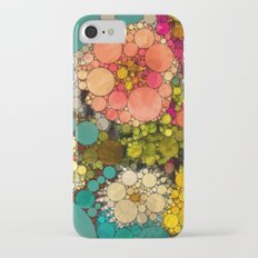 Perky Flowers! iPhone 7 Slim Case
