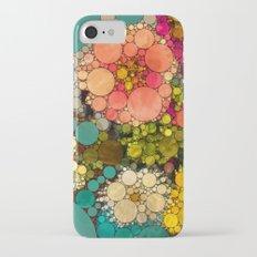 Perky Flowers! Slim Case iPhone 7