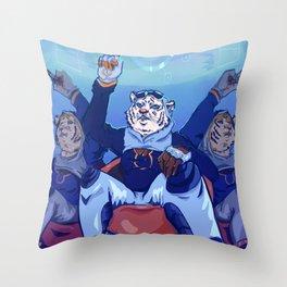 Anima Throw Pillow