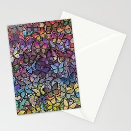 butterfly fantasia Stationery Cards