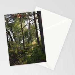 magic wood Stationery Cards