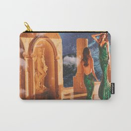 The Two Sides of Pisces Carry-All Pouch