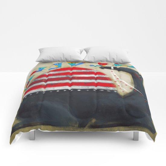 CAMEL CAP Comforters