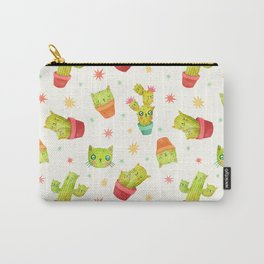 Catcus Carry-All Pouch