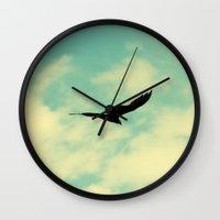 verse Wall Clocks featuring lofty verse by Sarah E. Roy