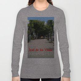 Icod de los Vinos   (A7 B0014) Long Sleeve T-shirt