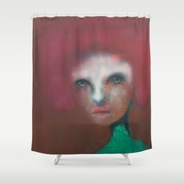 Just the way it is Shower Curtain