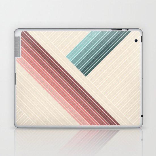 Vintage Geometric Laptop & iPad Skin