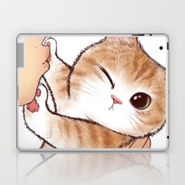 want to kiss Laptop & iPad Skin