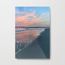 Shore Colors Metal Print