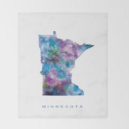 Minnesota Throw Blanket