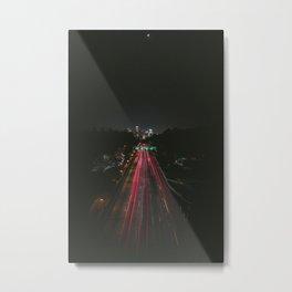 L.A Highway Metal Print