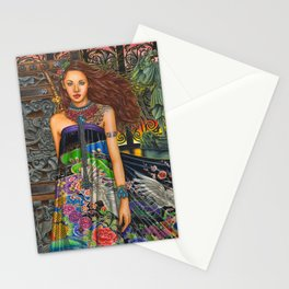 Lament For The Living Stationery Cards