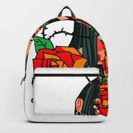 Gangster ghetto girl Rose Manga Anime Gift Backpack