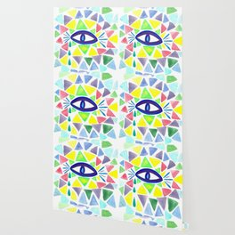 Crystaleyes Wallpaper