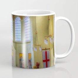 St George In The East Church London Coffee Mug
