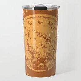 Coin Toss Brewing Travel Mug